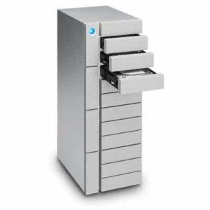 LaCie 12big Thunderbolt 3 & USB3.1- 48TB