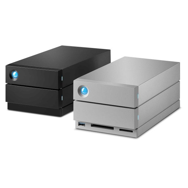LaCie 2Big RAID USB 3.1/USB C 4TB