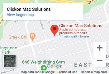 click mac map